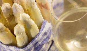 Quel vin boire avec des asperges ?