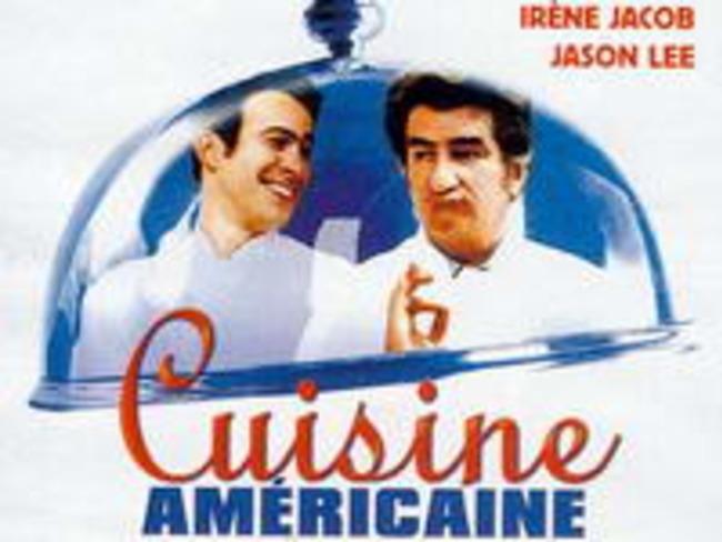La cuisine américaine