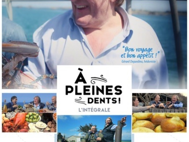 A pleines dents